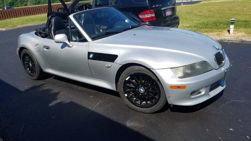 2001 BMW Z3 for sale at CARS PLUS MORE LLC in Cowan TN