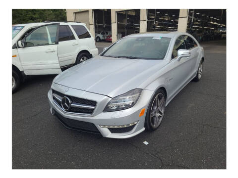 2012 Mercedes-Benz CLS for sale at 101 MOTORS in Hasbrouck Heights NJ