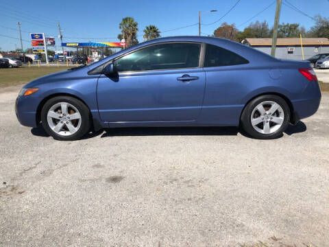 2006 Honda Civic for sale at Unique Motor Sport Sales in Kissimmee FL