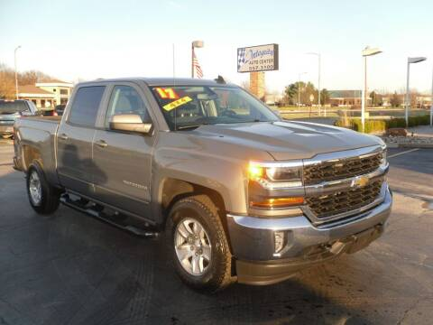 2017 Chevrolet Silverado 1500 for sale at Integrity Auto Center in Paola KS