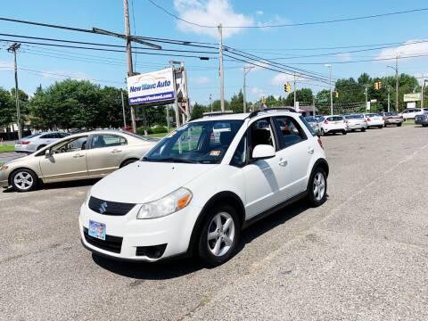2009 Suzuki SX4 Crossover for sale at New Wave Auto of Vineland in Vineland NJ