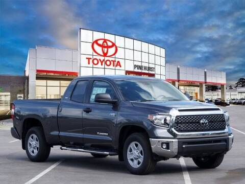2021 Toyota Tundra for sale at PHIL SMITH AUTOMOTIVE GROUP - Pinehurst Toyota Hyundai in Southern Pines NC