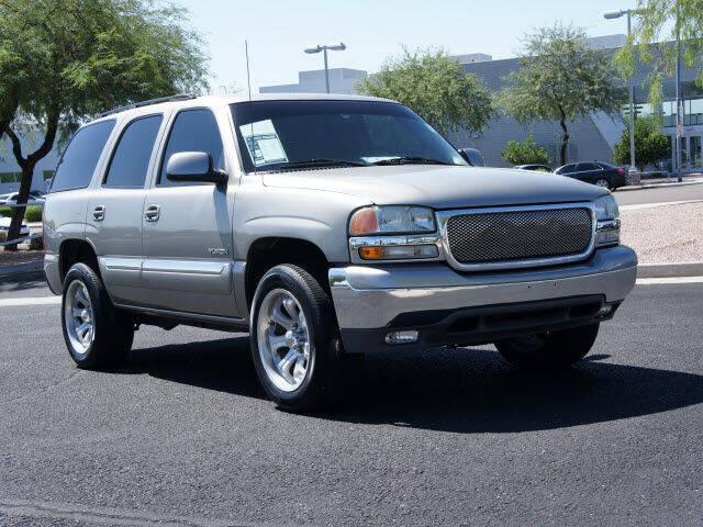 2003 GMC Yukon for sale at CarFinancer.com in Peoria AZ