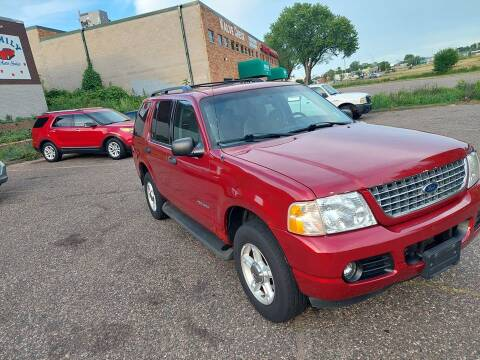2004 Ford Explorer for sale at Family Auto Sales in Maplewood MN