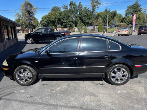 2003 Volkswagen Passat for sale at Westside Motors in Mount Vernon WA