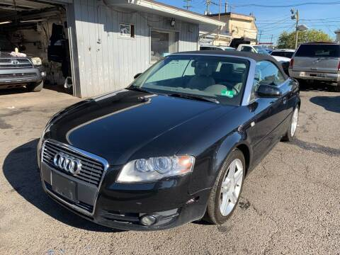 2007 Audi A4 for sale at MFT Auction in Lodi NJ