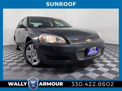 2015 Chevrolet Impala Limited for sale at Wally Armour Chrysler Dodge Jeep Ram in Alliance OH