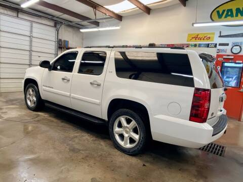 2007 Chevrolet Suburban for sale at Vanns Auto Sales in Goldsboro NC