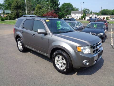 2010 Ford Escape for sale at BETTER BUYS AUTO INC in East Windsor CT