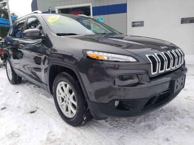 2014 Jeep Cherokee for sale at Bizzarro`s Fleetwing Auto Sales in Erie PA