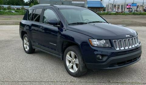 2014 Jeep Compass for sale at GLOVECARS.COM LLC in Johnstown NY