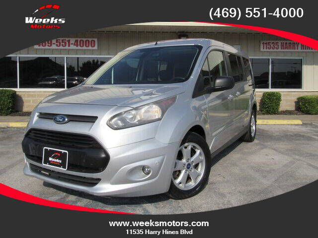 2014 Ford Transit Connect Wagon for sale in Dallas, TX