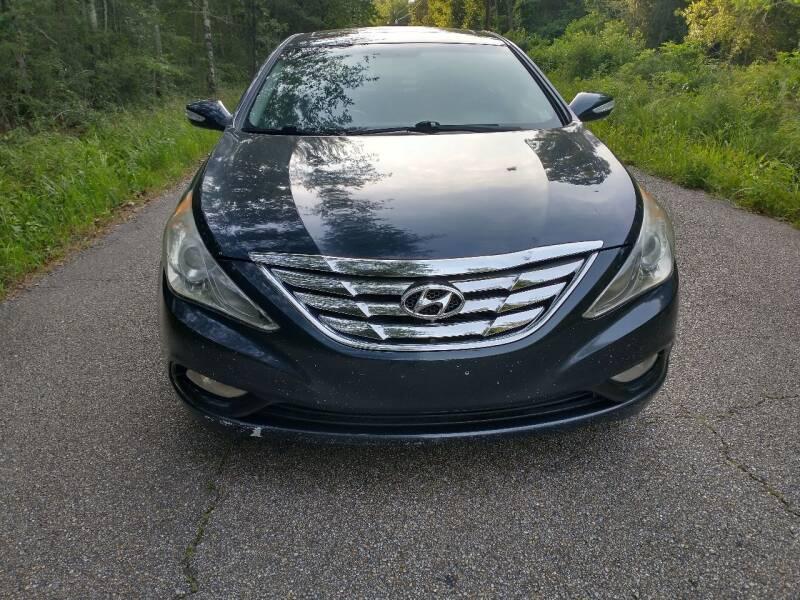2011 Hyundai Sonata for sale at J & J Auto Brokers in Slidell LA