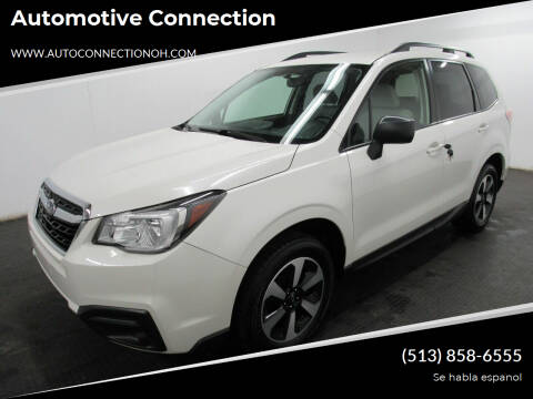 2018 Subaru Forester for sale at Automotive Connection in Fairfield OH
