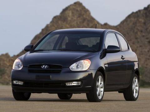 2010 Hyundai Accent for sale at APPLE HONDA in Riverhead NY