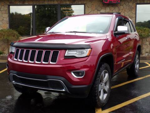 2014 Jeep Grand Cherokee for sale at Rogos Auto Sales in Brockway PA