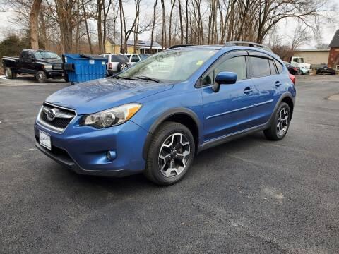 2015 Subaru XV Crosstrek for sale at AFFORDABLE IMPORTS in New Hampton NY