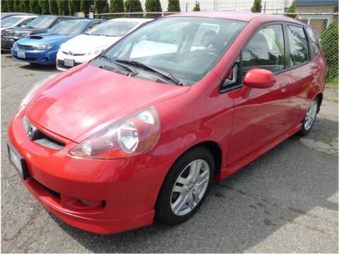 2008 Honda Fit for sale at Klean Carz in Seattle WA