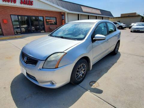 2011 Nissan Sentra for sale at Eden's Auto Sales in Valley Center KS