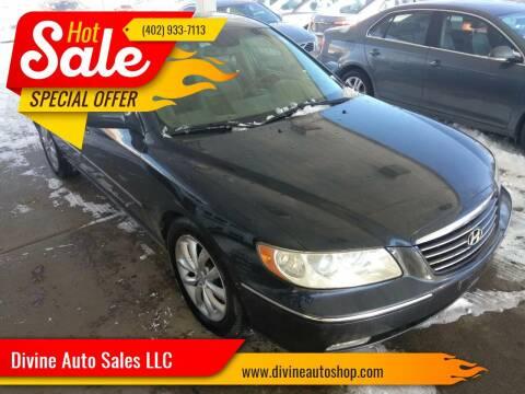2006 Hyundai Azera for sale at Divine Auto Sales LLC in Omaha NE