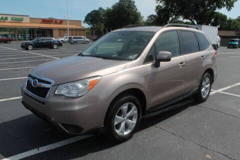 2014 Subaru Forester for sale at Drive Now Auto Sales in Norfolk VA