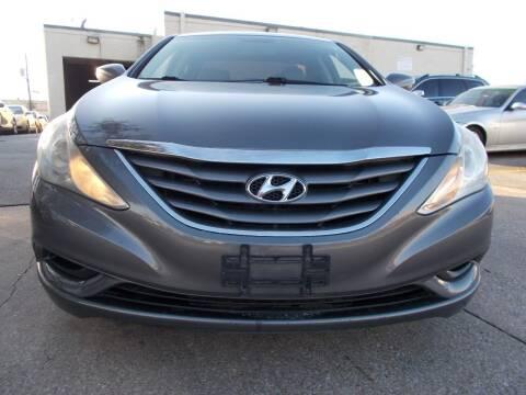2011 Hyundai Sonata for sale at ACH AutoHaus in Dallas TX