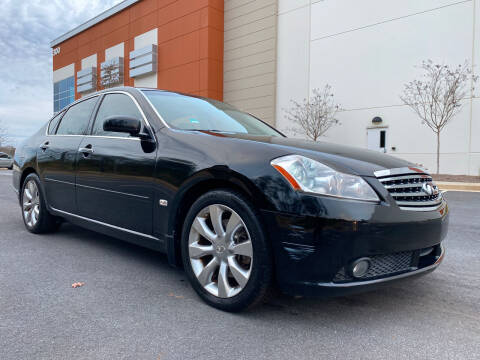 2007 Infiniti M35 for sale at ELAN AUTOMOTIVE GROUP in Buford GA