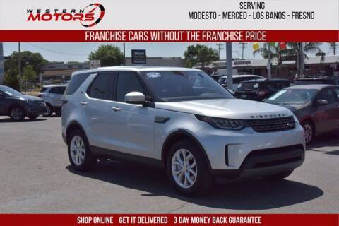 2019 Land Rover Discovery for sale at Choice Motors in Merced CA