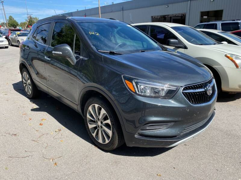 2017 Buick Encore for sale at Auto Solutions in Warr Acres OK