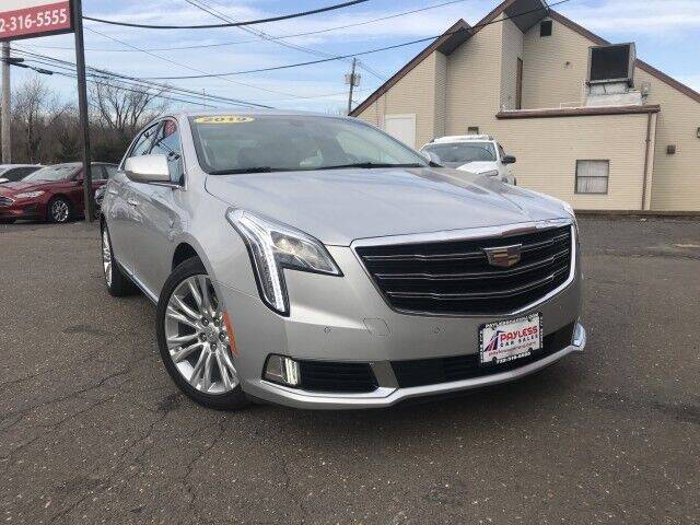 2019 Cadillac XTS for sale at PAYLESS CAR SALES of South Amboy in South Amboy NJ