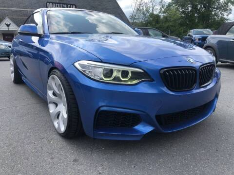 2015 BMW 2 Series for sale at Dracut's Car Connection in Methuen MA