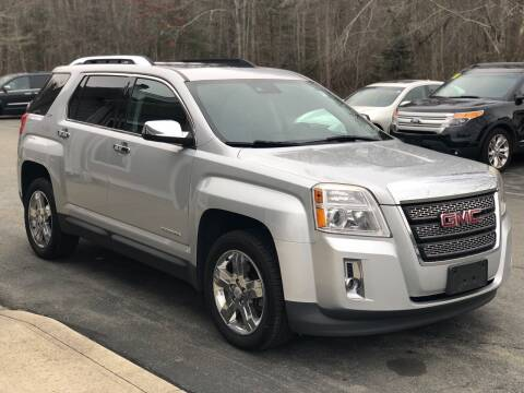 2013 GMC Terrain for sale at Elite Auto Sales in North Dartmouth MA