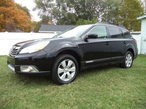 2011 Subaru Outback for sale at Niewiek Auto Sales in Grand Rapids MI