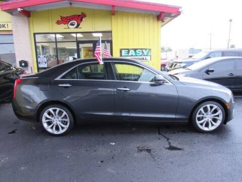 2014 Cadillac ATS for sale at Cardinal Motors in Fairfield OH