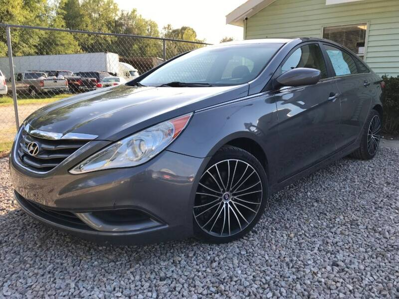 2011 Hyundai Sonata for sale at JM Car Connection in Wendell NC