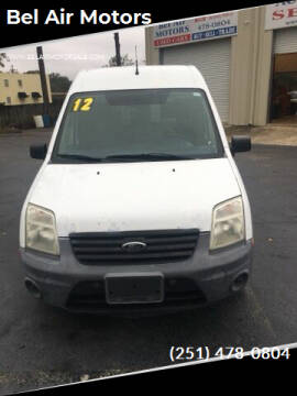 2012 Ford Transit Connect for sale at Bel Air Motors in Mobile AL