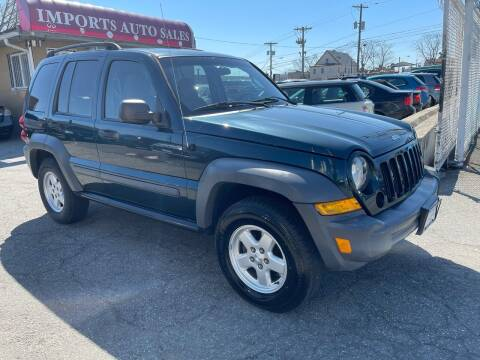 2005 Jeep Liberty for sale at Imports Auto Sales Inc. in Paterson NJ