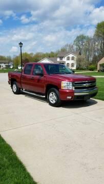 2007 Chevrolet Silverado 1500 for sale at Country Auto Sales in Boardman OH