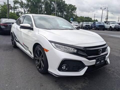 2018 Honda Civic for sale at EMG AUTO SALES in Avenel NJ
