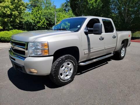 2009 Chevrolet Silverado 1500 for sale at Blue Lake Auto & RV Repair Inc in Fairview OR