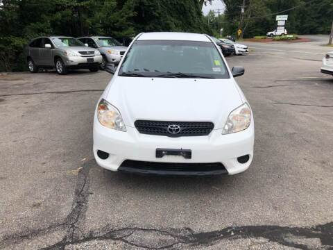 2007 Toyota Matrix for sale at USA Auto Sales in Leominster MA