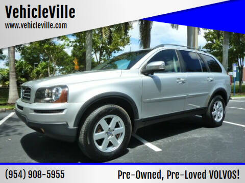 2007 Volvo XC90 for sale at VehicleVille in Fort Lauderdale FL