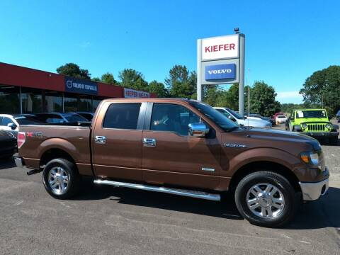 2012 Ford F-150 for sale at Kiefer Nissan Budget Lot in Albany OR