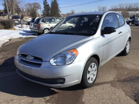 2009 Hyundai Accent for sale at Sparkle Auto Sales in Maplewood MN