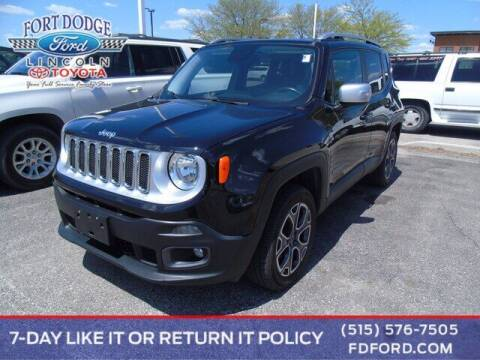 2015 Jeep Renegade for sale at Fort Dodge Ford Lincoln Toyota in Fort Dodge IA