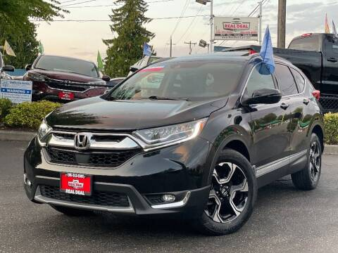 2018 Honda CR-V for sale at Real Deal Cars in Everett WA