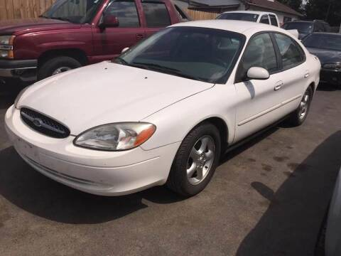 2001 Ford Taurus for sale at Marti Motors Inc in Madison IL
