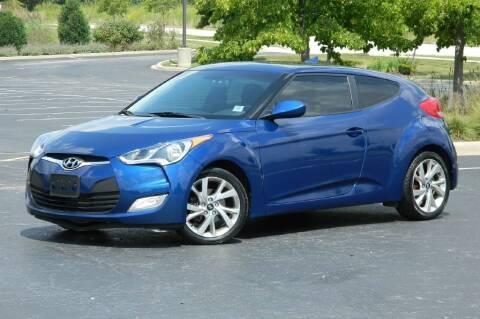 2017 Hyundai Veloster for sale at MOKENA AUTOMOTIVE INC in Mokena IL