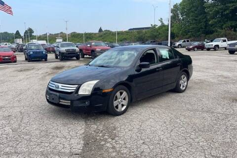 2007 Ford Fusion for sale at WEINLE MOTORSPORTS in Cleves OH