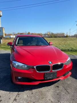 2015 BMW 3 Series for sale at Cars East in Columbus OH